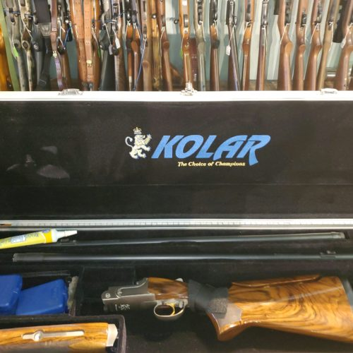 Kolar Competition Trap, Skeet and Sporting Clays 20/28/410 Shotgun